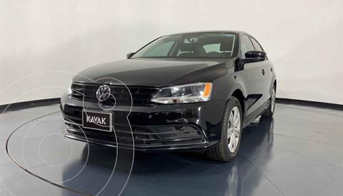 Volkswagen Jetta 2.0 usado (2018) color Negro precio $224,999