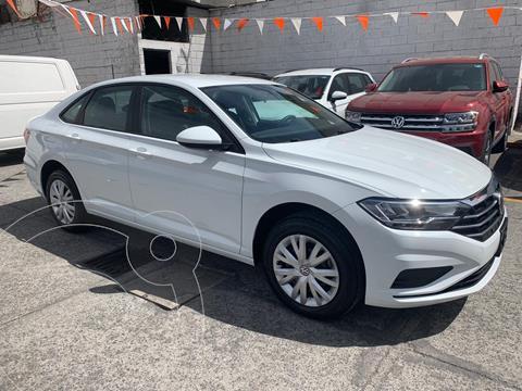 Volkswagen Jetta Startline Tiptronic usado (2020) color Blanco financiado en mensualidades(enganche $20,000 mensualidades desde $8,827)