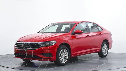 Volkswagen Jetta Trendline usado (2019) color Rojo precio $285,384