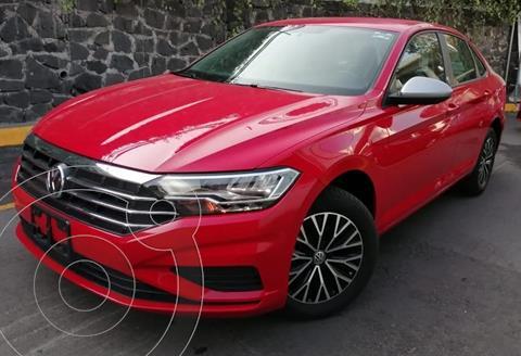 Volkswagen Jetta Wolfsburg Edition usado (2020) color Rojo Tornado precio $325,000