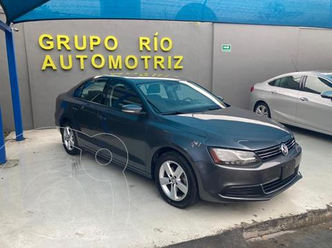 Volkswagen Jetta Style usado (2014) color Gris Oscuro precio $159,000