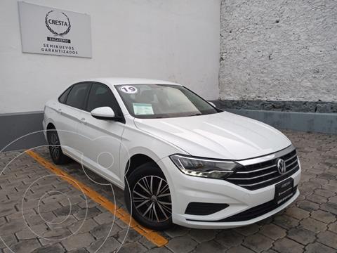 Volkswagen Jetta Trendline usado (2019) color Blanco precio $309,900