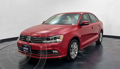 Volkswagen Jetta Comfortline Tiptronic usado (2016) color Rojo precio $202,999