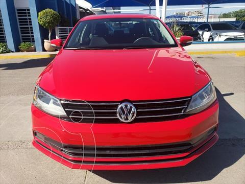 Volkswagen Jetta TRENDLINE L5/2.5 MAN usado (2016) color Rojo precio $175,000