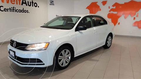 Volkswagen Jetta 2.0 usado (2018) color Blanco precio $239,000