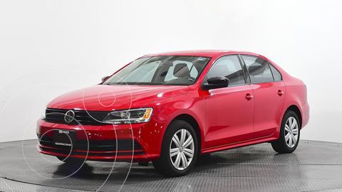 Volkswagen Jetta 2.0 usado (2017) color Rojo precio $199,980
