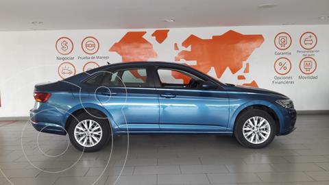 Volkswagen Jetta STARLINE TIPTRONIC usado (2020) color Azul ceda  precio $340,000