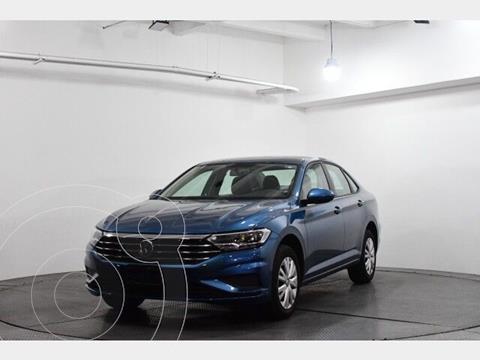 Volkswagen Jetta Startline Tiptronic usado (2020) color Azul precio $362,500