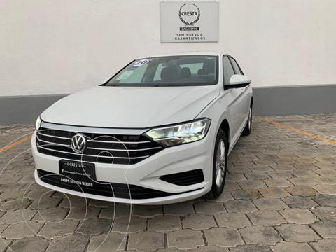Volkswagen Jetta Comfortline Tiptronic usado (2020) color Blanco precio $374,900