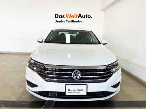 Volkswagen Jetta Startline Tiptronic usado (2020) color Blanco precio $295,668