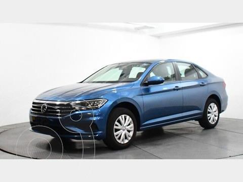 Volkswagen Jetta Startline Tiptronic usado (2020) color Azul precio $371,700