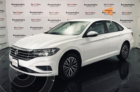 Volkswagen Jetta Wolfsburg Edition Tiptronic usado (2020) color Blanco precio $349,990