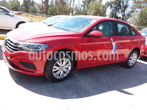 Volkswagen Jetta Trendline usado (2020) color Rojo precio $309,900