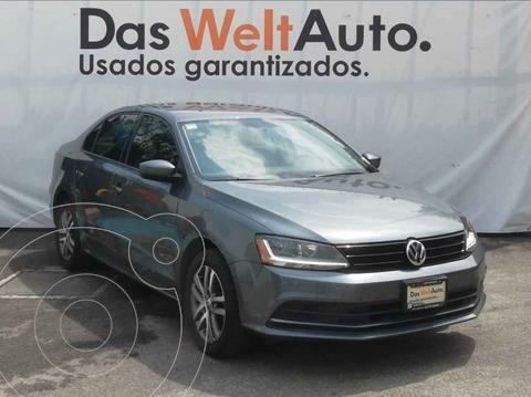 Volkswagen Jetta Trendline Tiptronic usado (2018) color Gris precio $264,000