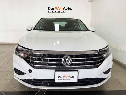 Volkswagen Jetta Startline Tiptronic usado (2020) color Blanco precio $295,355