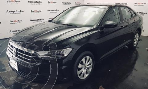 Volkswagen Jetta Trendline Tiptronic usado (2019) color Negro financiado en mensualidades(enganche $68,000 mensualidades desde $7,225)