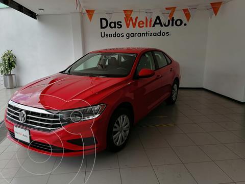 Volkswagen Jetta Trendline Tiptronic usado (2021) color Rojo Tornado precio $339,000