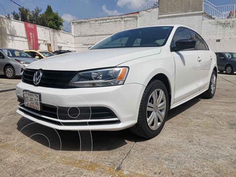 Volkswagen Jetta 2.0 Tiptronic usado (2015) color Blanco precio $189,000