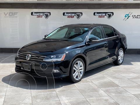 Volkswagen Jetta Sportline Tiptronic usado (2017) color Negro precio $235,000