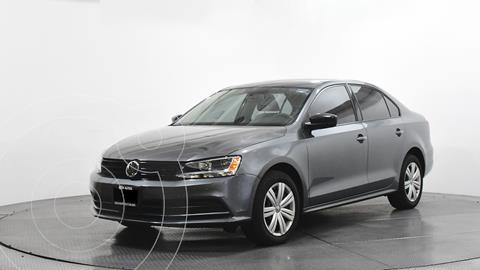 Volkswagen Jetta 2.0 usado (2017) color Gris precio $199,441