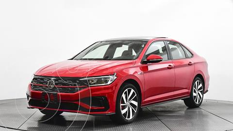 Volkswagen Jetta TDi DSG usado (2019) color Rojo precio $488,000
