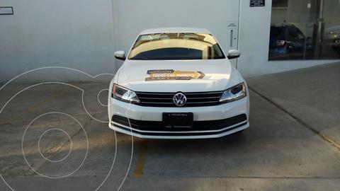 Volkswagen Jetta Trendline usado (2016) color Blanco precio $208,000