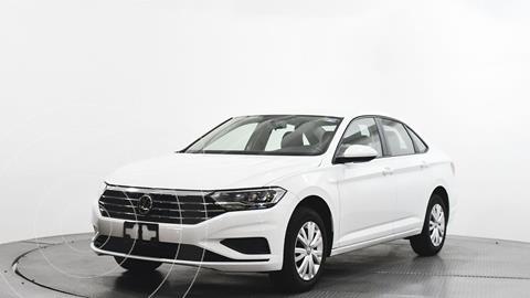 Volkswagen Jetta Startline Tiptronic usado (2020) color Blanco precio $370,000