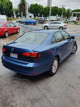 Volkswagen Jetta Trendline Tiptronic usado (2018) color Azul Acero precio $255,000