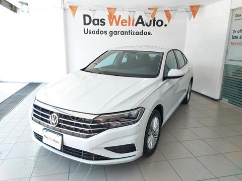 Volkswagen Jetta Comfortline Tiptronic usado (2019) color Blanco precio $285,000