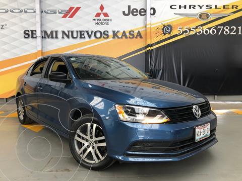 Volkswagen Jetta 2.0 Tiptronic usado (2016) color Azul precio $199,000
