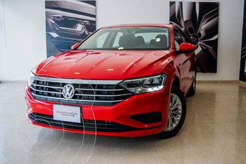 Volkswagen Jetta COMFORTLINE 1.4L 150HP MT usado (2019) color Rojo precio $349,000