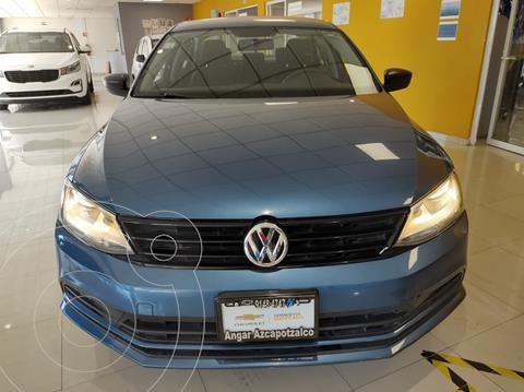 Volkswagen Jetta 2.0 Tiptronic usado (2018) color Azul precio $238,900