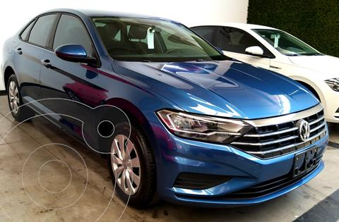 Volkswagen Jetta Trendline Tiptronic nuevo color Azul precio $371,990