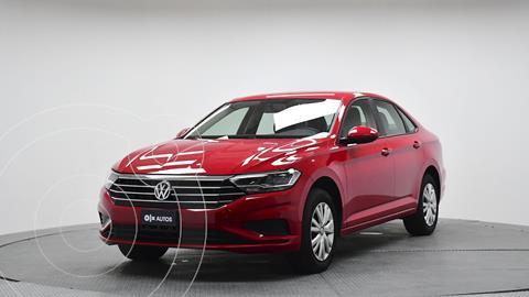 Volkswagen Jetta Startline Tiptronic usado (2020) color Rojo precio $369,000