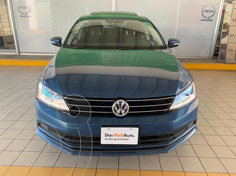 Volkswagen Jetta Comfortline Tiptronic usado (2017) color Azul precio $229,900
