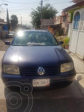 Volkswagen Jetta Variant usado (2001) color Azul precio $55,000