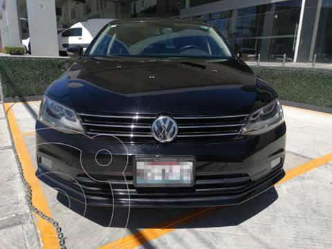 Volkswagen Jetta Sportline usado (2015) color Negro precio $185,000