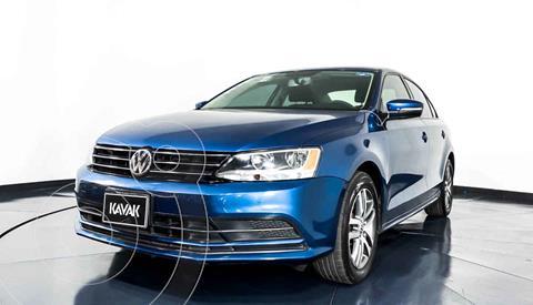 Volkswagen Jetta Trendline Tiptronic usado (2016) color Azul precio $204,999