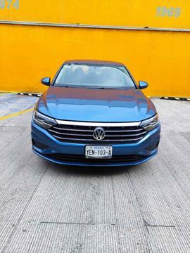 Volkswagen Jetta Trendline usado (2019) color Azul precio $310,000