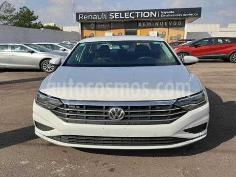 Volkswagen Jetta 4P CONFORTLINE L4/1.4/T AUT usado (2019) color Blanco precio $295,000