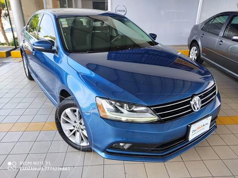 Volkswagen Jetta Comfortline Tiptronic usado (2018) color Azul precio $254,900