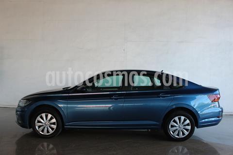 Volkswagen Jetta Trendline usado (2019) color Azul precio $228,500