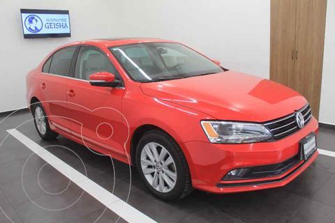 Volkswagen Jetta Sportline Tiptronic usado (2016) color Rojo precio $269,000