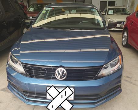 Volkswagen Jetta 2.0 Tiptronic usado (2016) color Azul precio $203,000