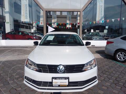 Volkswagen Jetta Fest usado (2017) color Blanco precio $245,000