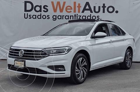 Volkswagen Jetta Highline Tiptronic usado (2020) color Blanco precio $448,000