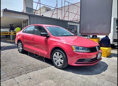 Volkswagen Jetta 2.0 usado (2018) color Rojo Tornado financiado en mensualidades(enganche $48,000 mensualidades desde $5,750)