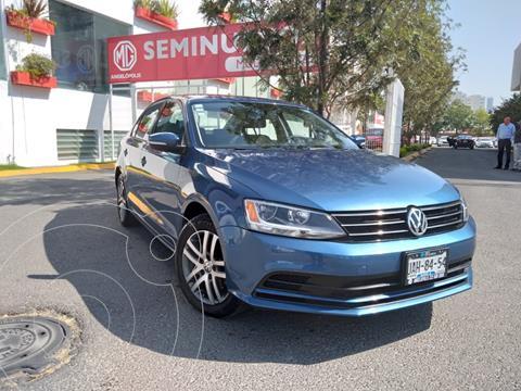 Volkswagen Jetta Trendline Tiptronic usado (2016) color Azul precio $200,000