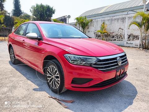 Volkswagen Jetta Wolfsburg Edition Tiptronic usado (2020) color Rojo precio $374,900