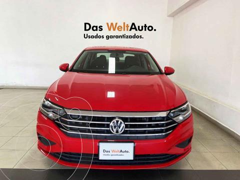 Volkswagen Jetta Startline Tiptronic usado (2020) color Rojo precio $289,596